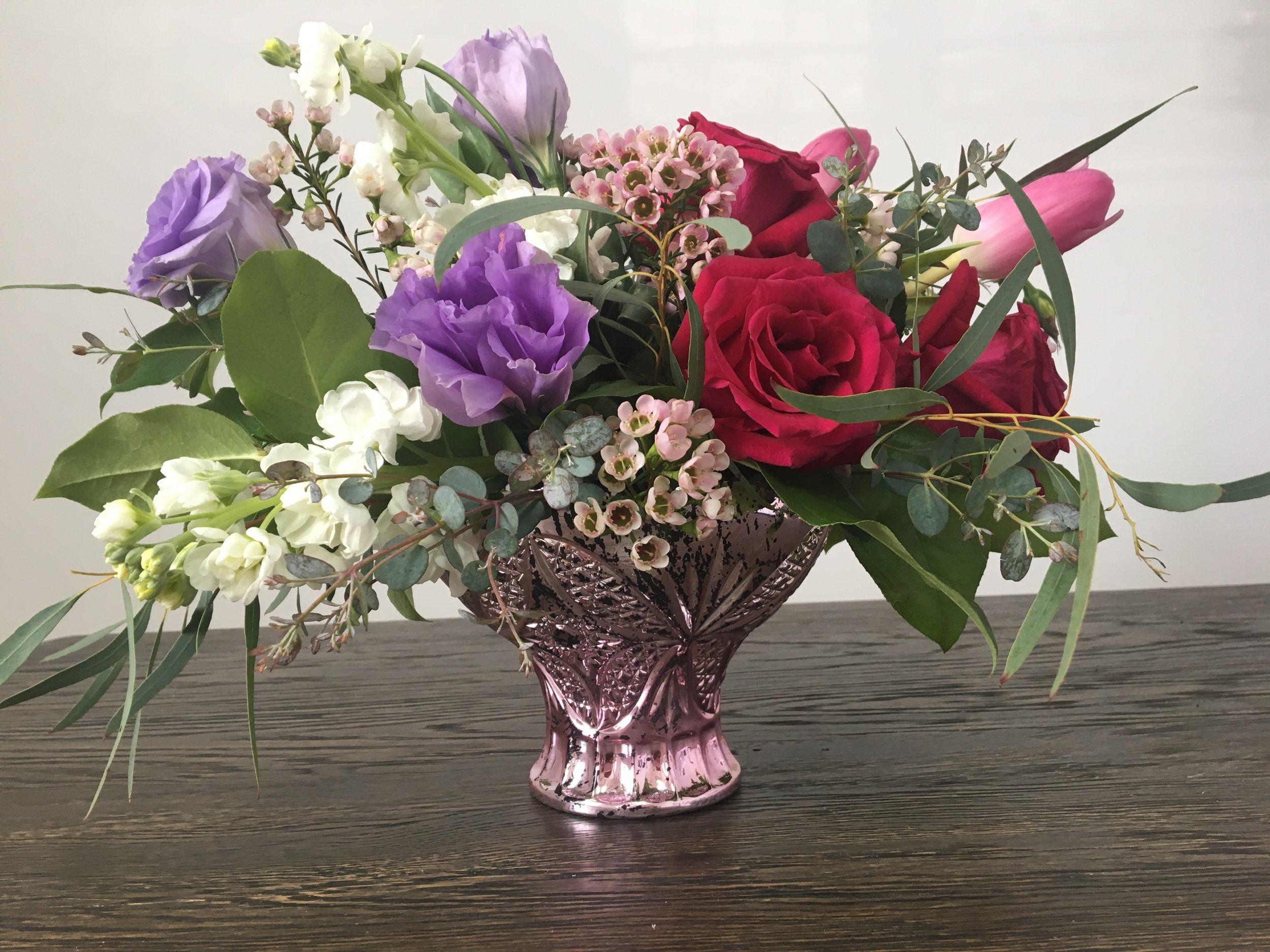 Classes J Morris Flowers