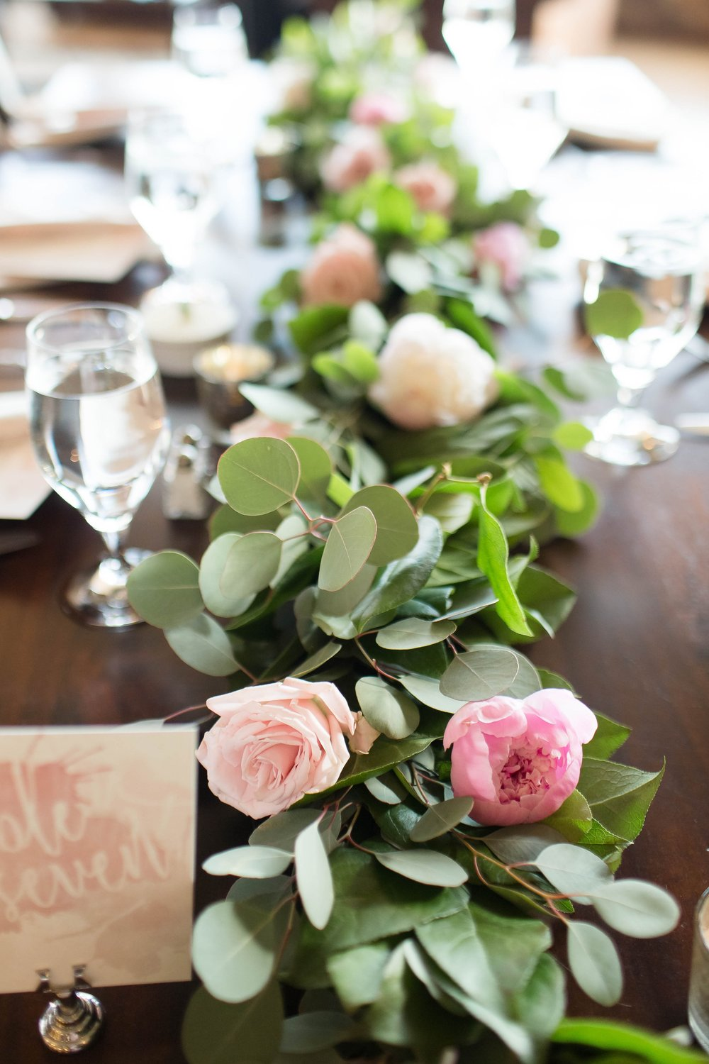 Greenery and Garlands for Your Wedding Decor — J. Morris Flowers