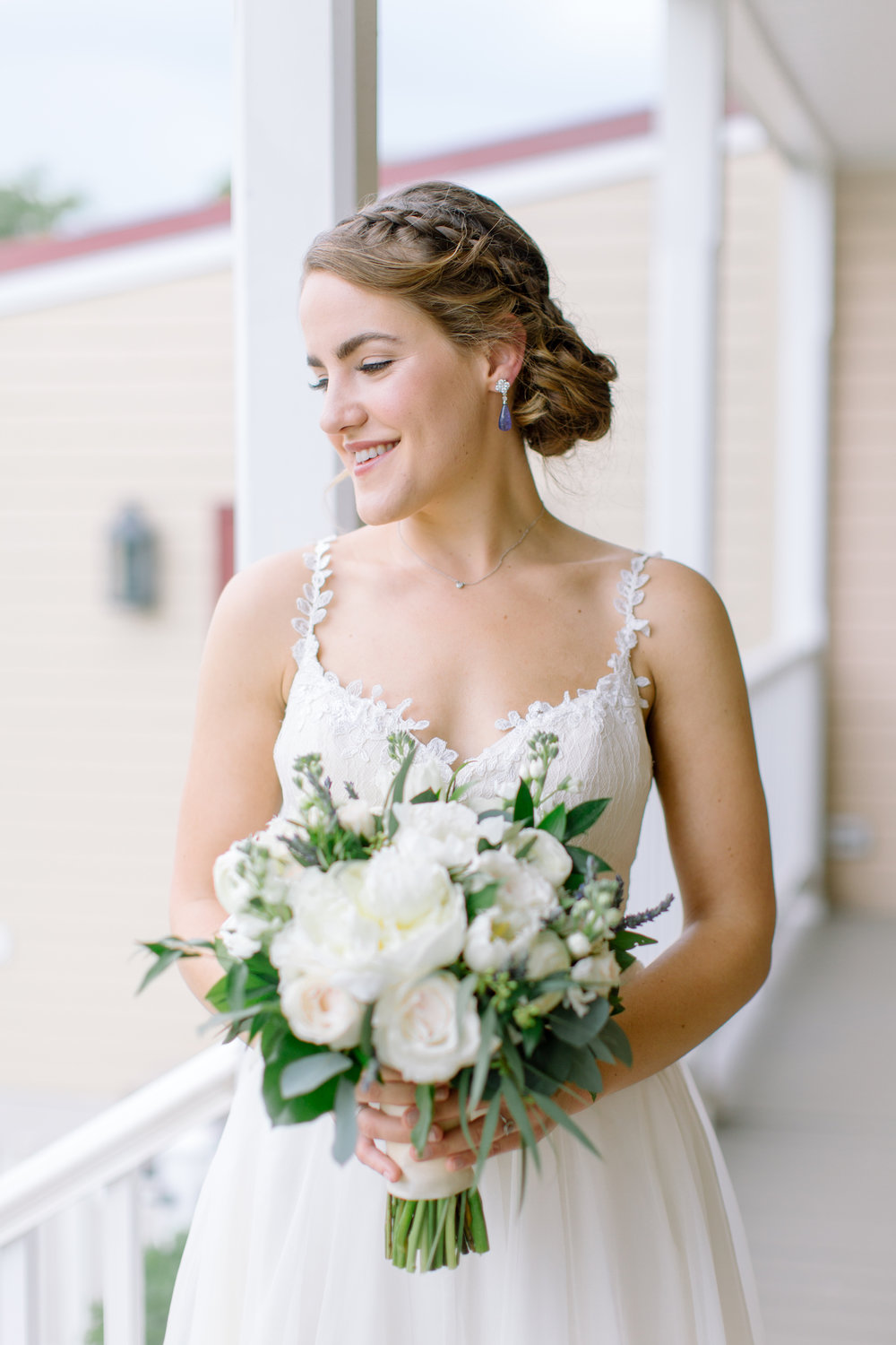 Truly White Flowers for Your Wedding — J. Morris Flowers