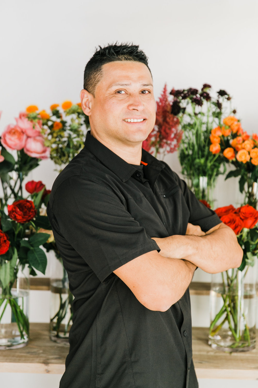 Carlos Wong-  Delivery and Creative Specialist