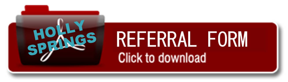tvrh holly springs referral form