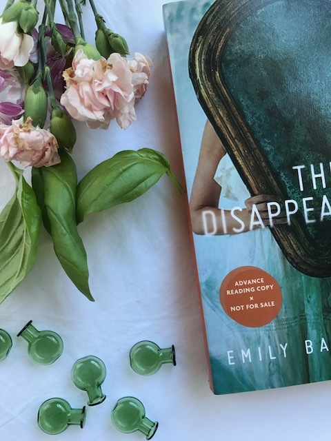 Book Playlist by Emily Bain Murphy   Songs that capture the mood and experience of The Disappearances.