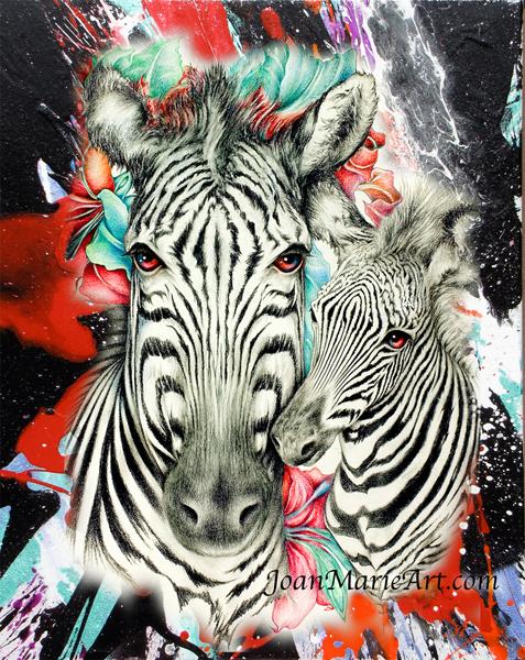"""8 """"Zebra Love"""""""