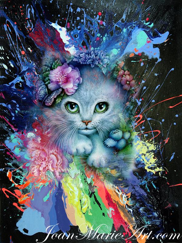 "18 ""Precious Kitty"""