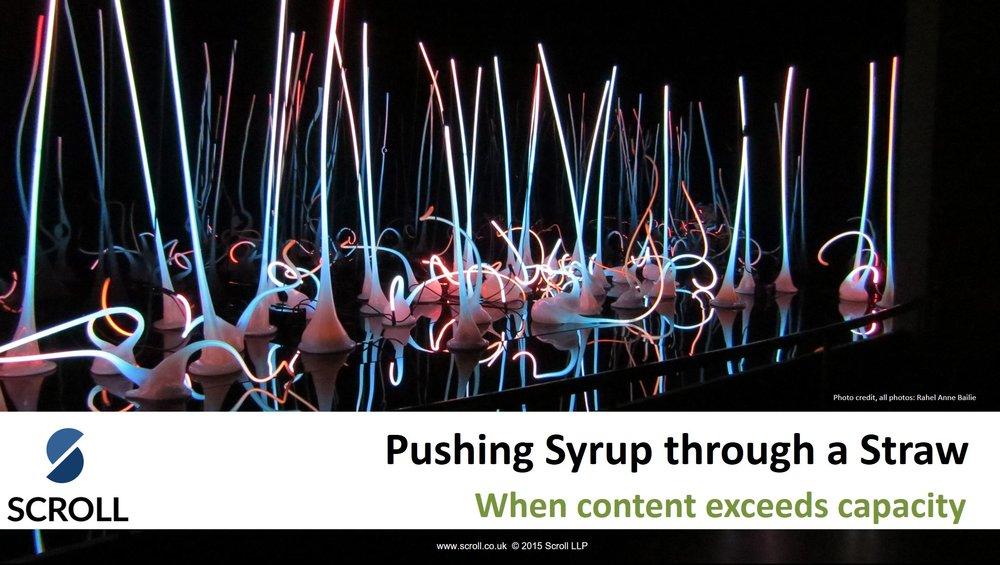 Pushing Syrup through a Straw.JPG