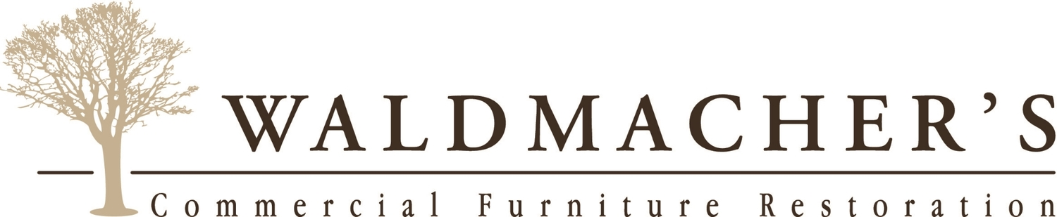 Waldmacher's Restoration | On-site Hotel Touch-up and Guestroom Furniture Refinishing