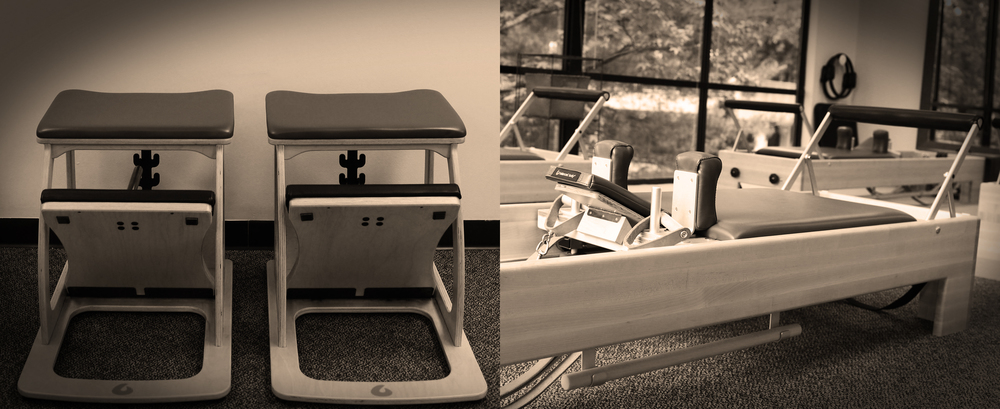 Core Strong Classical Pilates Studio Birmingham Alabama - Equip 2