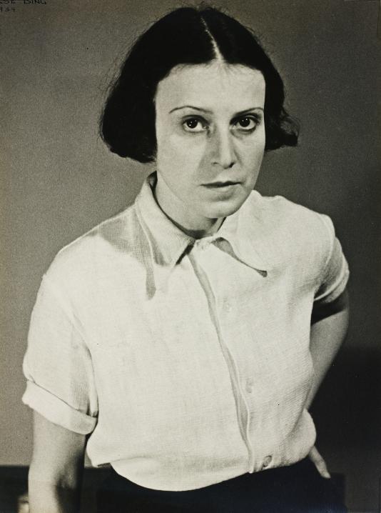 Self portrait , 1934.