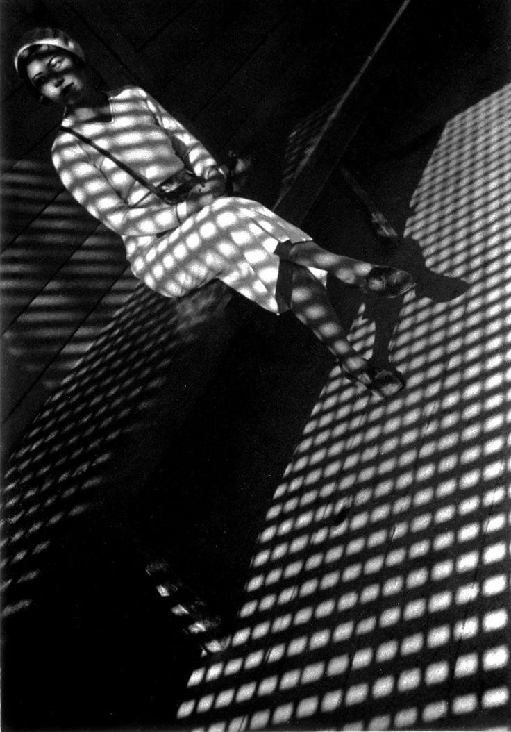 Girl with a Leica  , 1934.