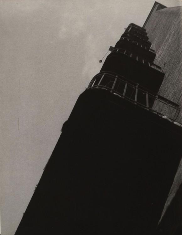 Balconies , 1934.