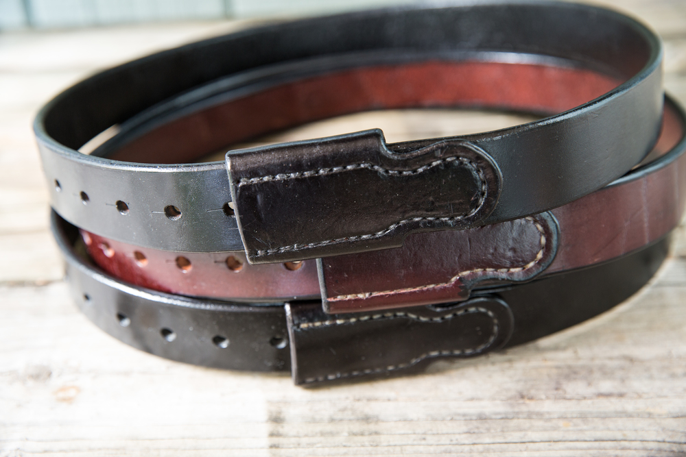 Fatboy belt, TFLG, Buck the buckle