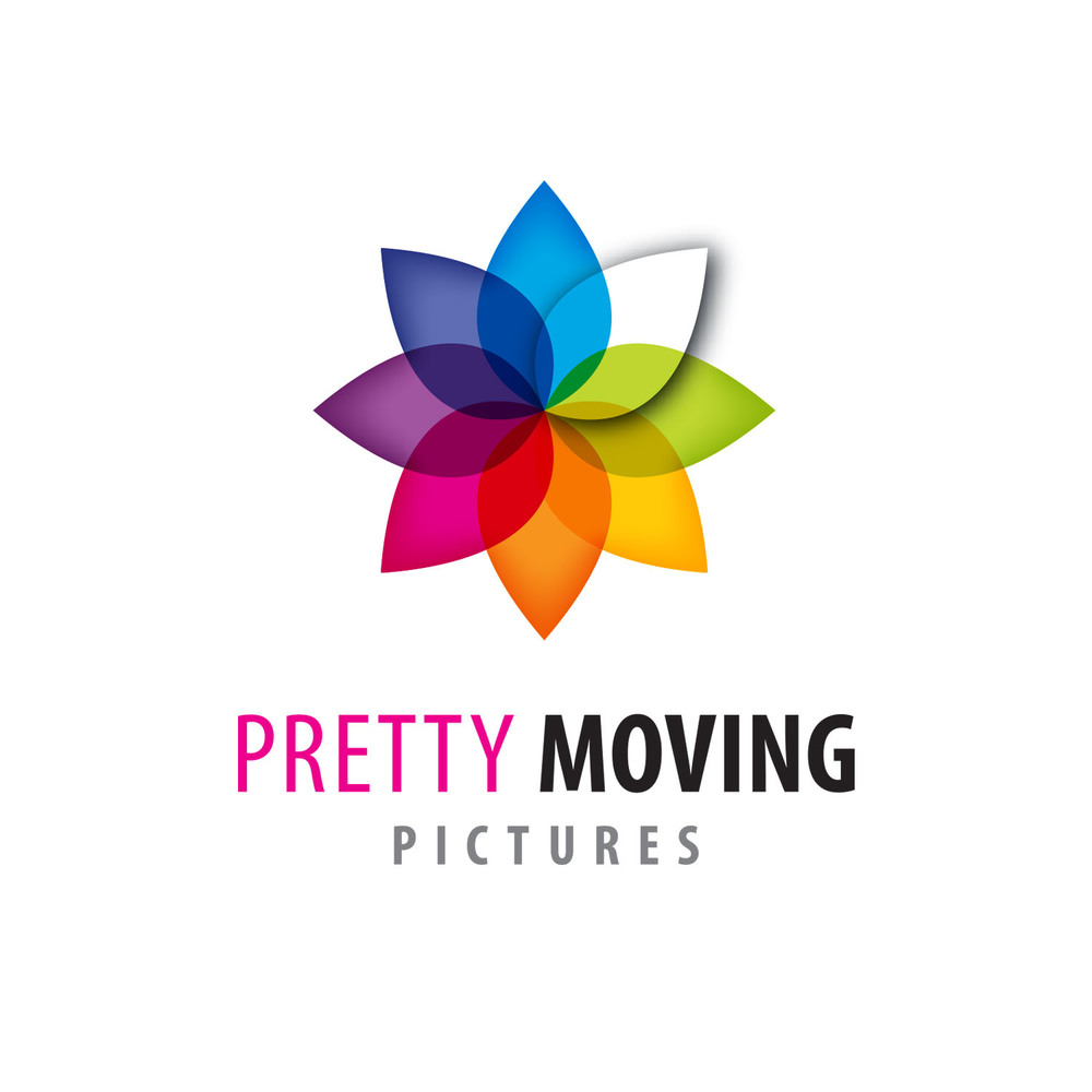 Pretty Moving Pictures Logo Design