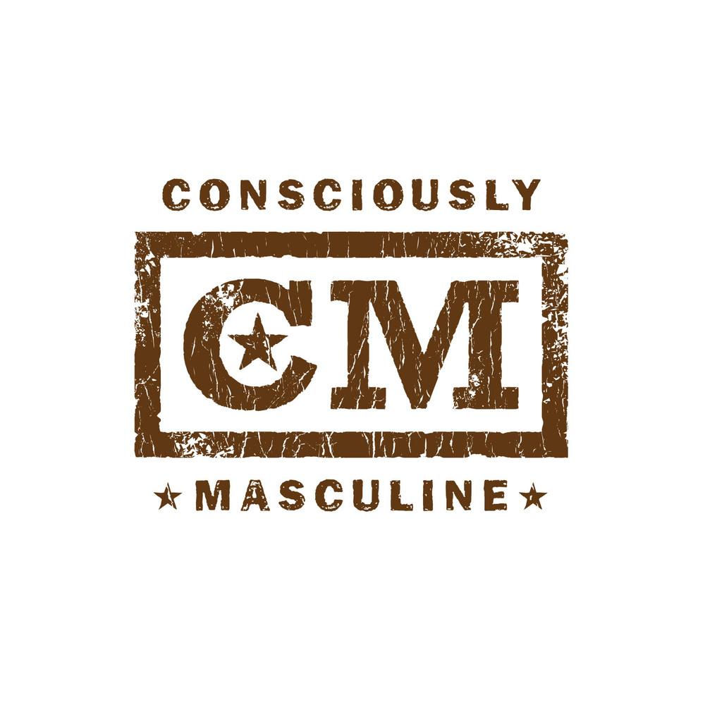 Consciously Masculine Logo Design