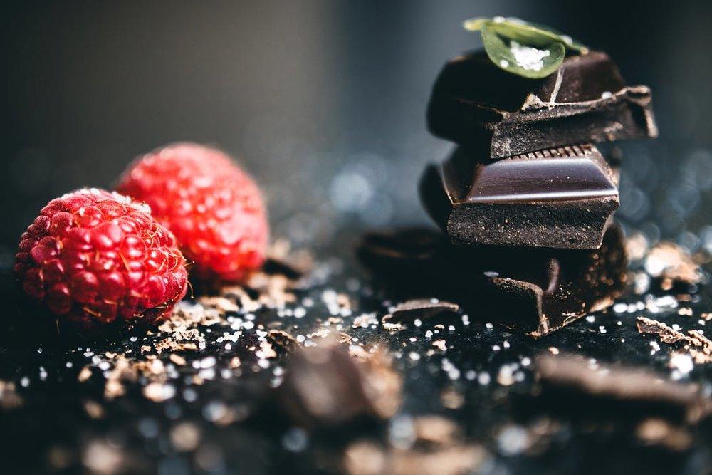 dark chocolate and raspberries.jpeg