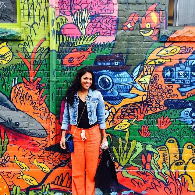 Just enjoying my city #tdot