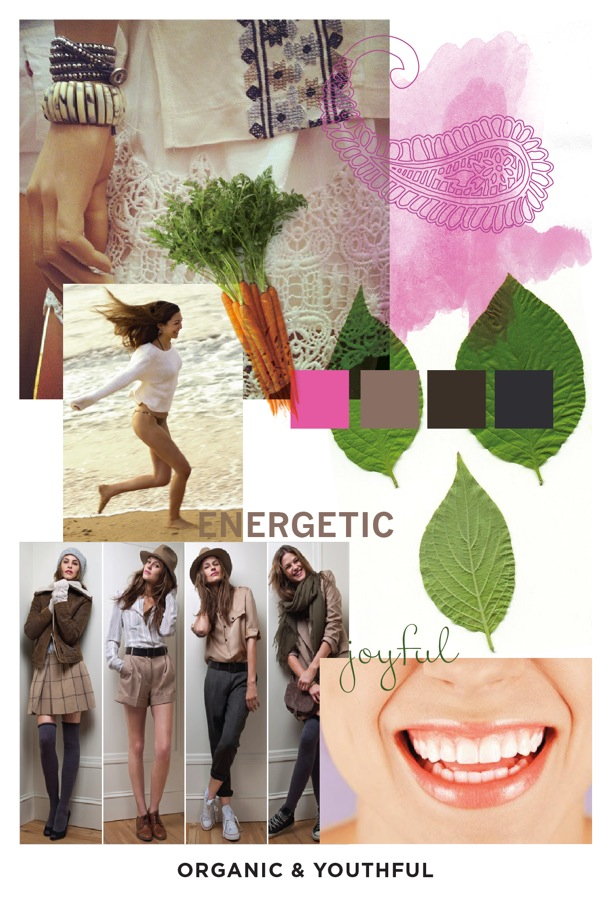 Here is the second mood board.     Just as I love all things urban, I also have a real connection to the earth and more importantly to the organic side of conventional ways of knowing.  This board is representative of that.
