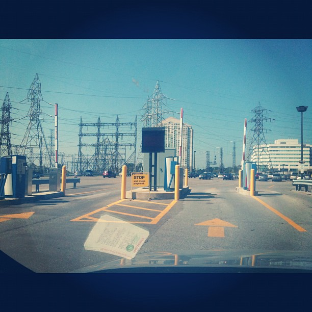 Labour day = free parking @ #Kiplingstation - that's grace! (Taken with  Instagram )