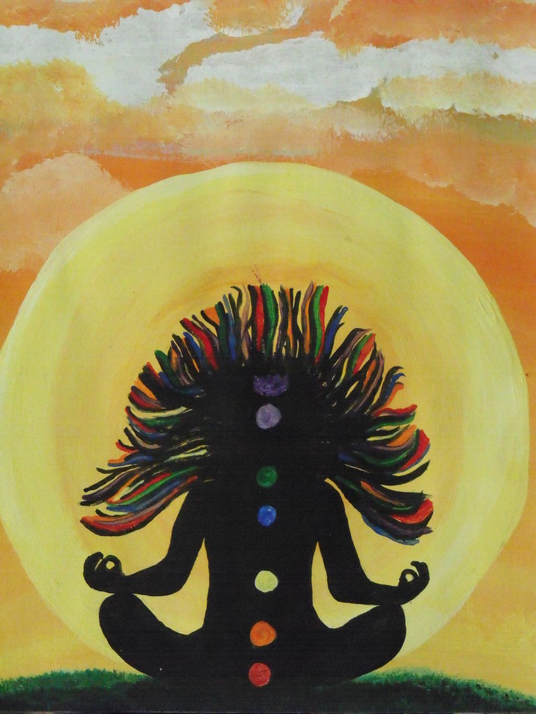 """Opening The Chakras"" by WhiteEyeLights    Just because I love all types of energy work.  Something I would like to incorporate into Urban Minerals mixes.  Ask me how."