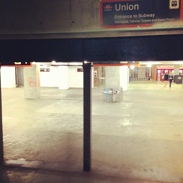 'Scuse me Union Station expansion!