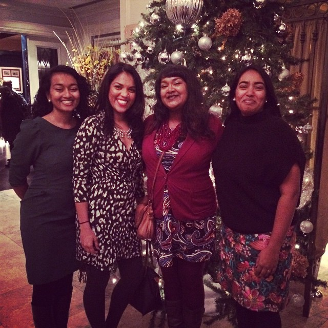 Yesterday the sisters and I had afternoon #hightea at the Windsor Arms. This was our second year doing this and I love the new tradition together so much. Almost as much as I love them. #sisters #love #christmastree
