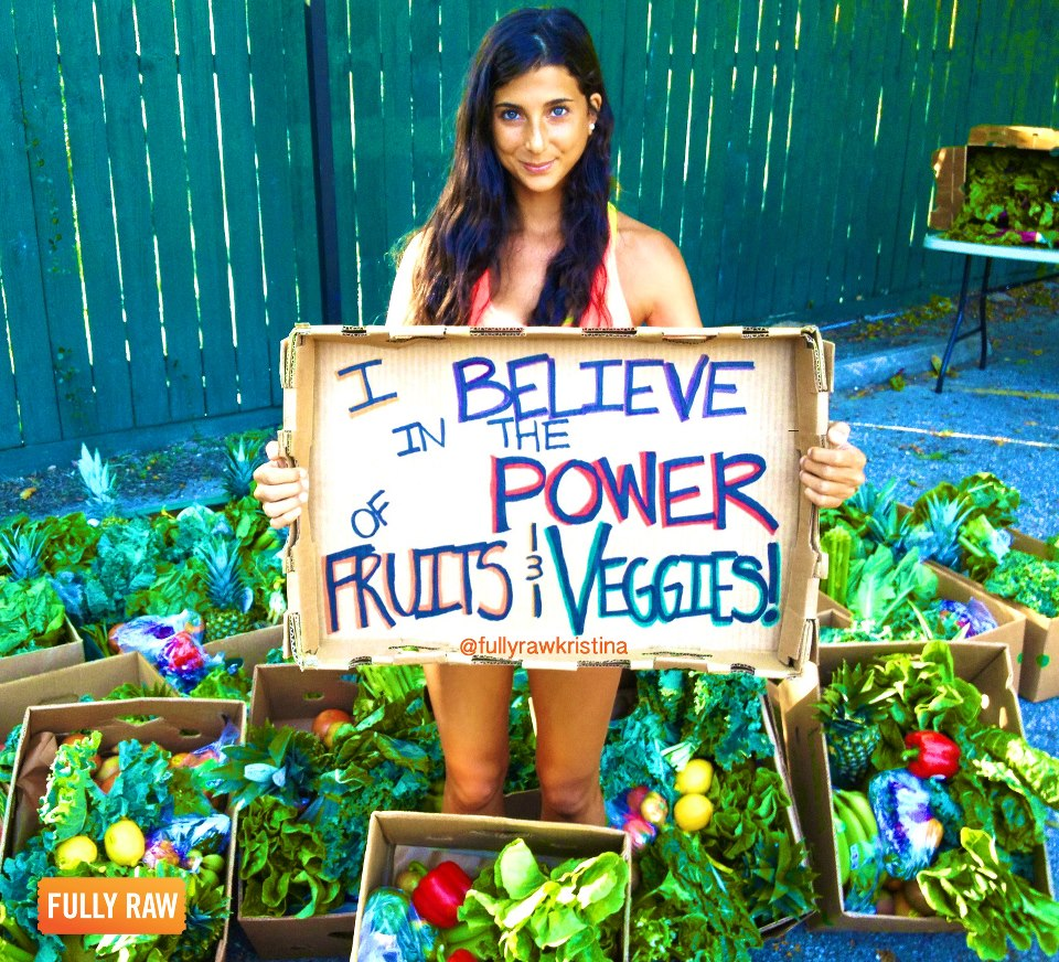 everlasting-evolution: fruity—girl: rawlivingfoods: I believe! Do you? ♥ I always reblog ❤ such a great message