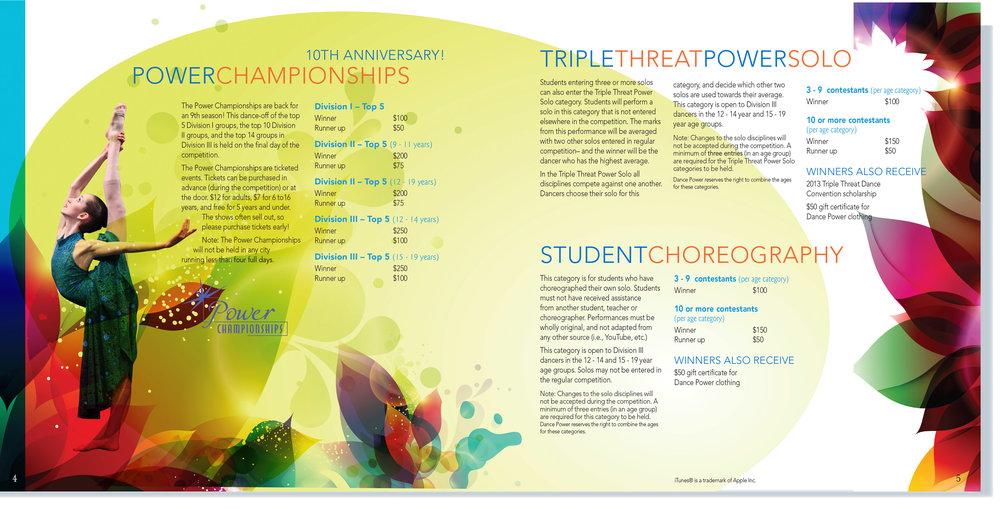 promotional brochure