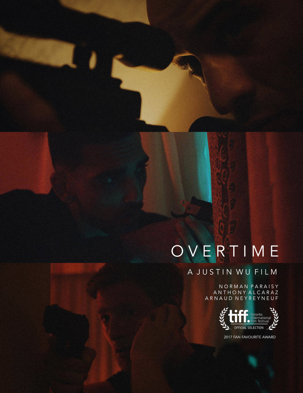 Overtime by Justin Wu