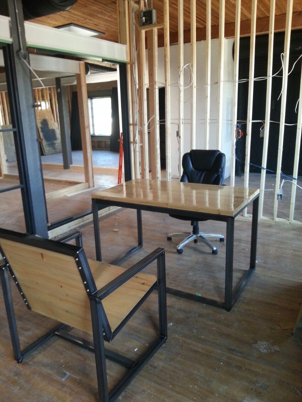 Steel Framed Furniture