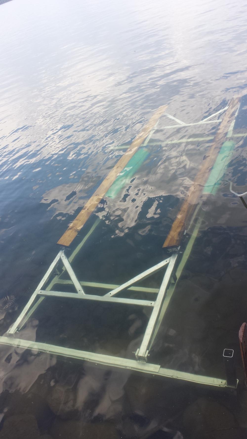 Aluminum Boat Lift