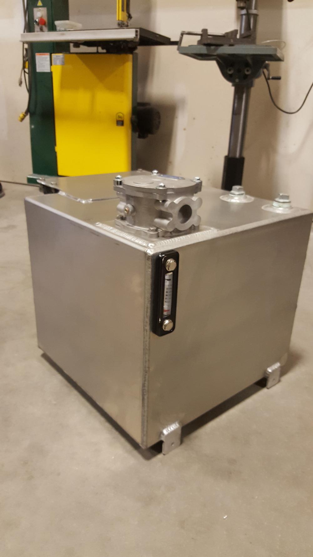 Aluminum Hydraulic Tank