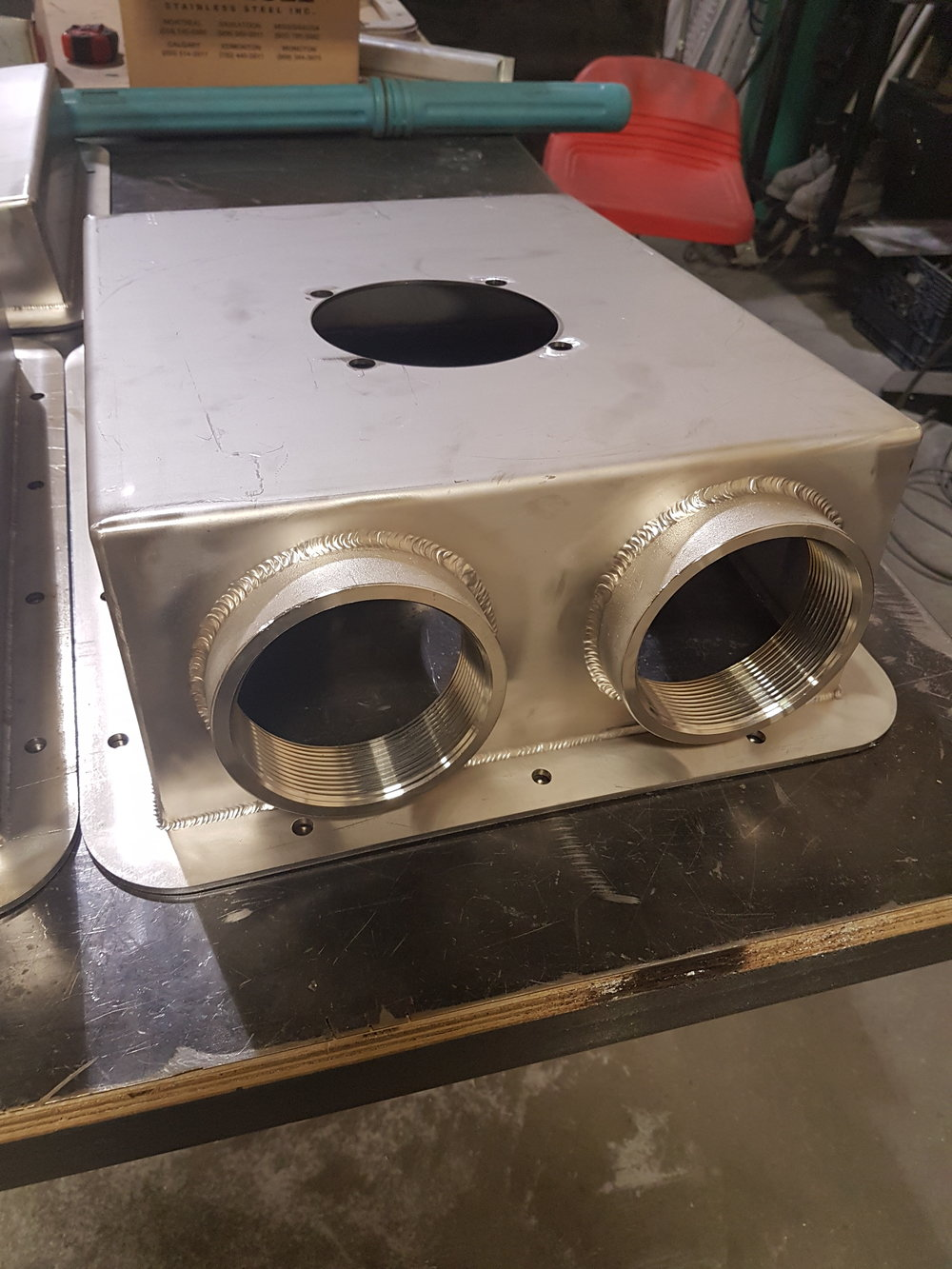 Stainless Junction Box