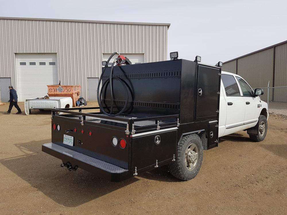 Custom Service Truck