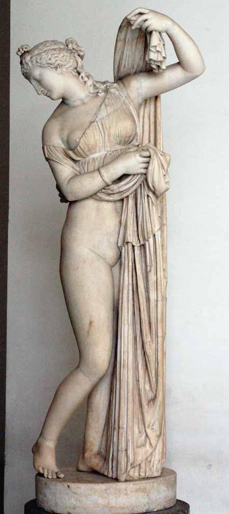 Venus Kallypigos, 1st Century,   ©   Museo Archeologico Nazionale di Napoli .