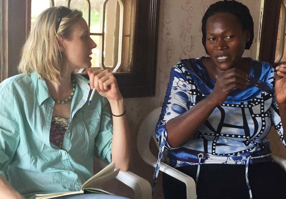 Lucy-Justine-CERESAV-Uganda