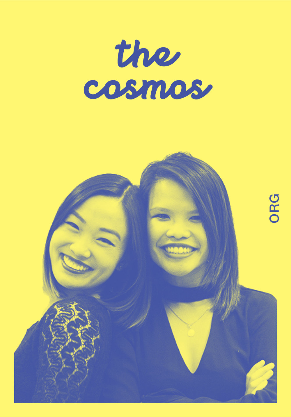 THE COSMOS   WEBSITE   @JOINTHECOSMOS   IG: JOINTHECOSMOS