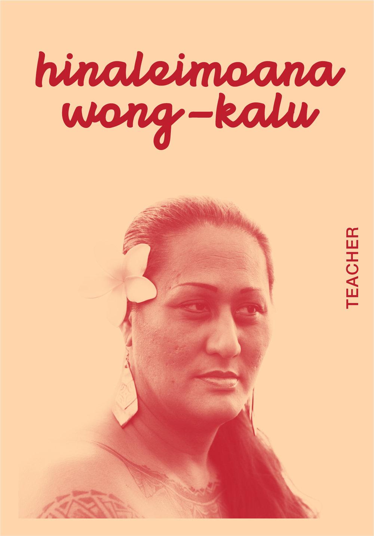 Hinaleimoana Wong-Kalu   WEBSITE