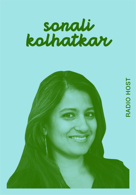 Sonali Kolhatkar   WEBSITE   @SONALIKOLHATKAR