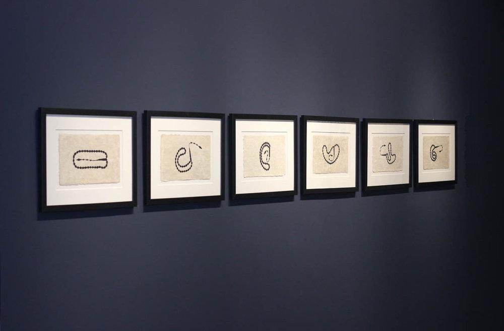 Nirgun Maala , Koel Gallery, Karachi, 2018
