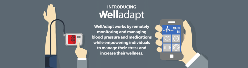 WellAdapt Blood Pressure Monitoring