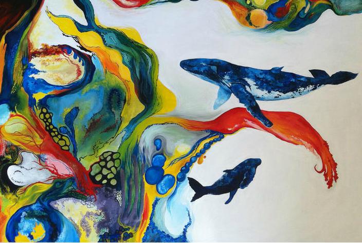 'Whales' by Jen LaVita