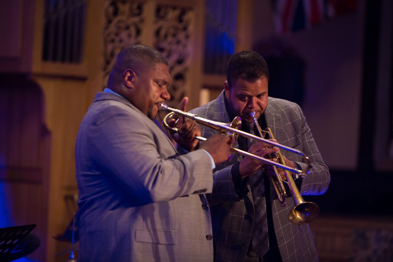Wycliffe Gordon & Jumaane Smith