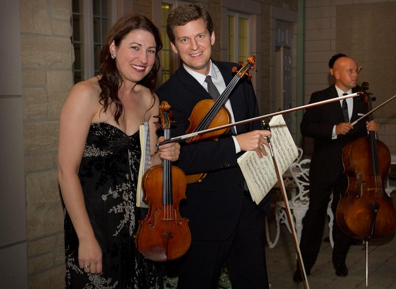 Ontario Debut of the Ehnes Quartet