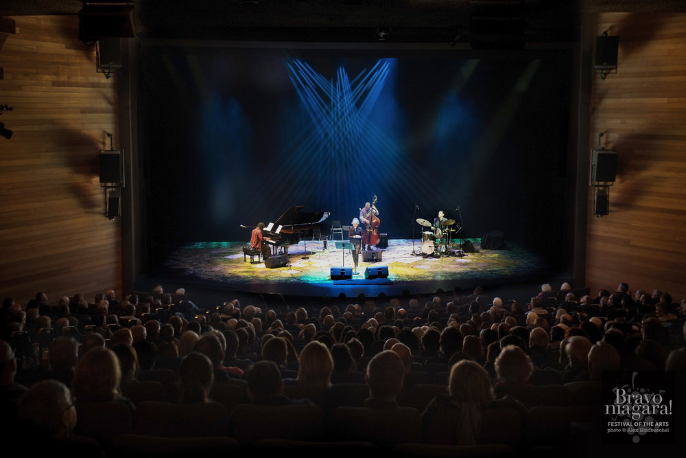 Molly Johnson at the Shaw Festival Theatre