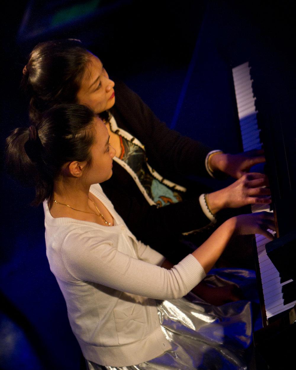 Mari Kodama & Karin Kei Nagano