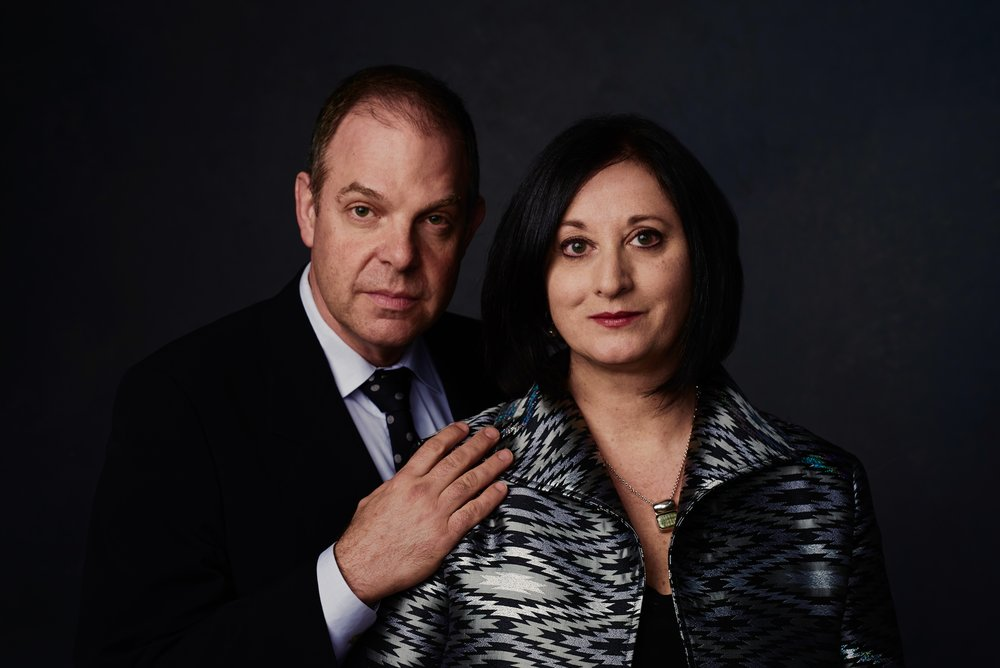 Bill Charlap and Renee Rosnes
