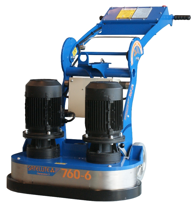 Large Grinder Hire Perth