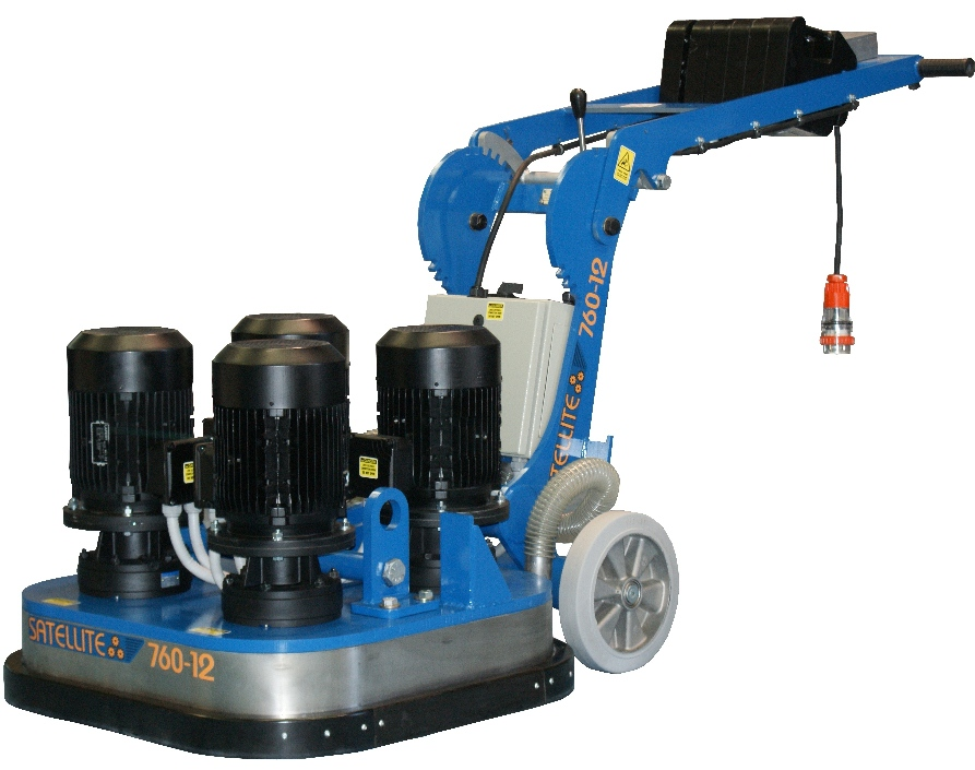 Heavy Duty Concrete Grinders For Hire