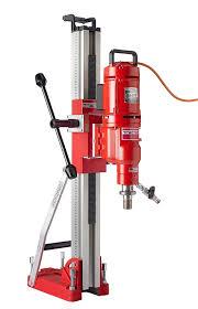 core drill hire perth