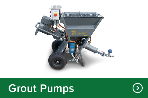 Grout     &     concrete pumps