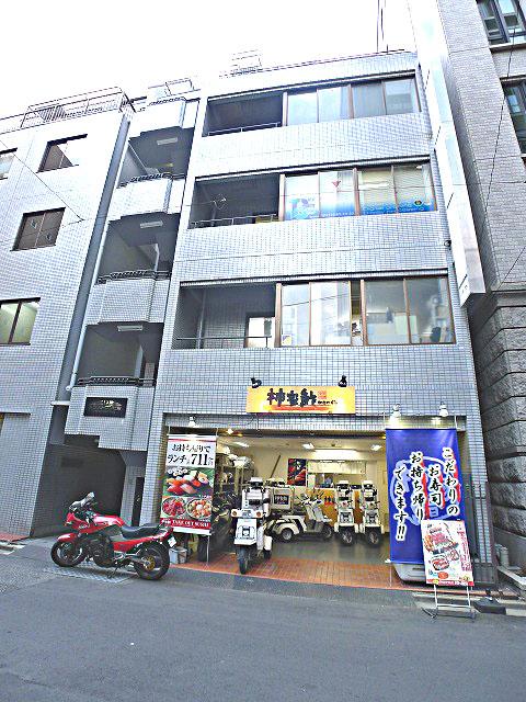 tokyo-jinbocho-office-bldg-for-sale